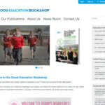 Hobsons Bookshop e-commerce website created by blackbelt commerce shopify experts