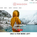 Aiko Threads e-commerce website created by blackbelt commerce shopify experts