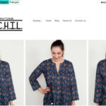 Boutique Chil e-commerce website created by blackbelt commerce shopify experts